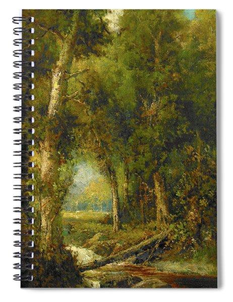 Gill Brook Spiral Notebook