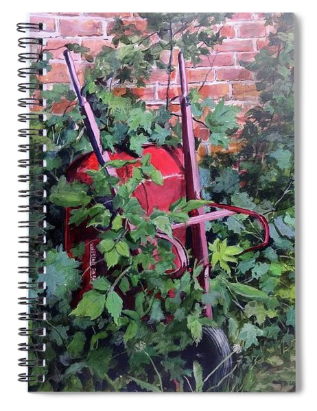 Give And Take Spiral Notebook