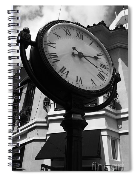 Given And Taken Spiral Notebook