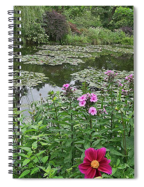 Giverny 11 Spiral Notebook
