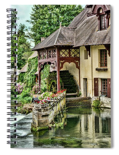 Giverny 2 Spiral Notebook