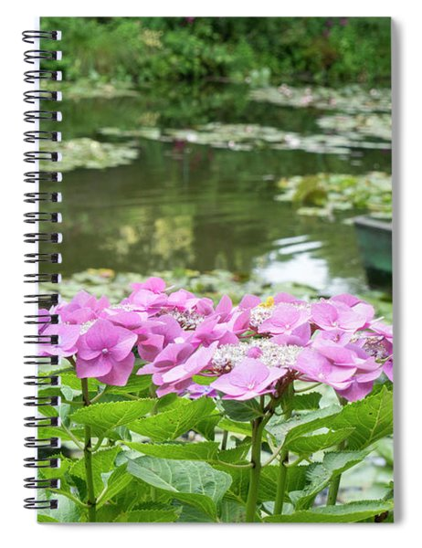 Giverny 4 Spiral Notebook