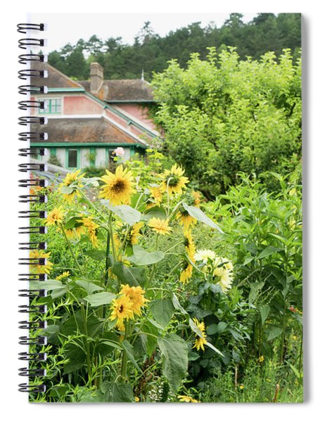 Giverny 5 Spiral Notebook