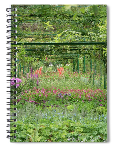 Giverny 6 Spiral Notebook