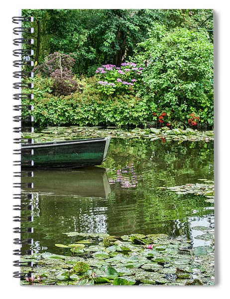 Giverny 7 Spiral Notebook