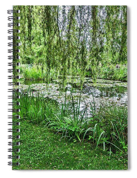 Giverny 8 Spiral Notebook