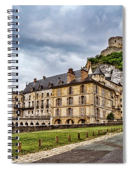 Giverny 9 Spiral Notebook