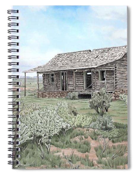 Glade Park Spring Spiral Notebook