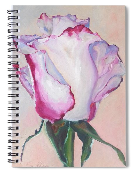 Glamour Roses IIi Spiral Notebook