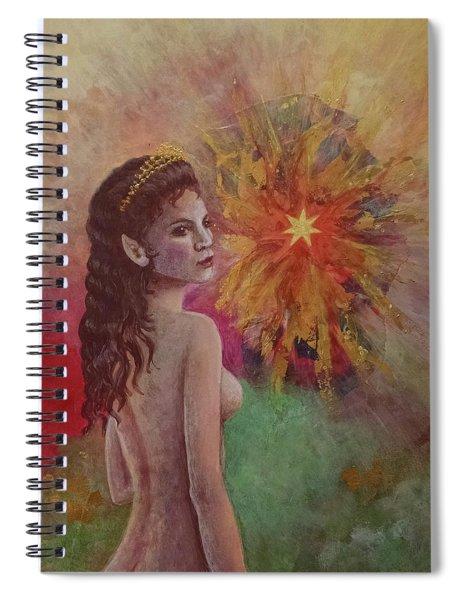 Glen Of Precious Stones Spiral Notebook