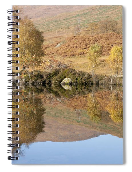 Glengarry Reflection Spiral Notebook