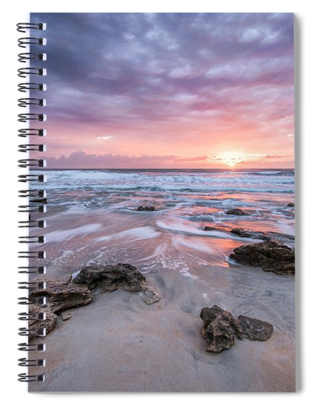Glorious In St. Augustine Spiral Notebook