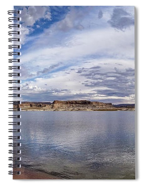 Glorious Morning Spiral Notebook