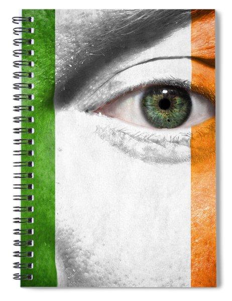 Go Ireland Spiral Notebook