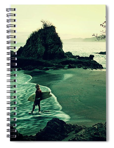 Go Your Own Way Spiral Notebook