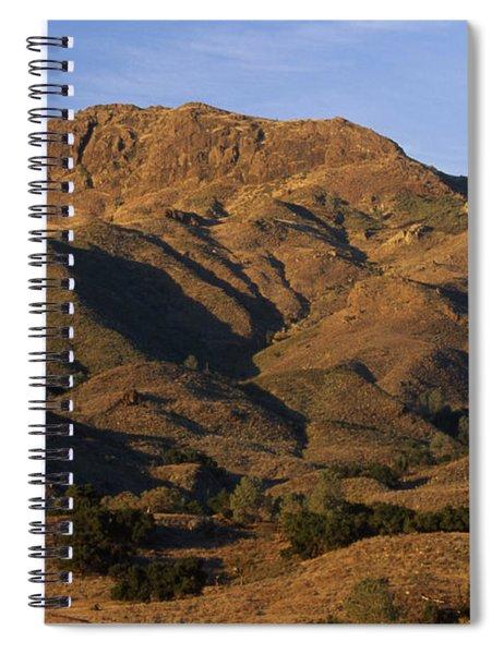Goat Rock - Los Padres National Forest Spiral Notebook