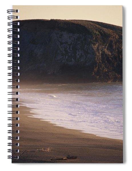 Goat Rock  Spiral Notebook