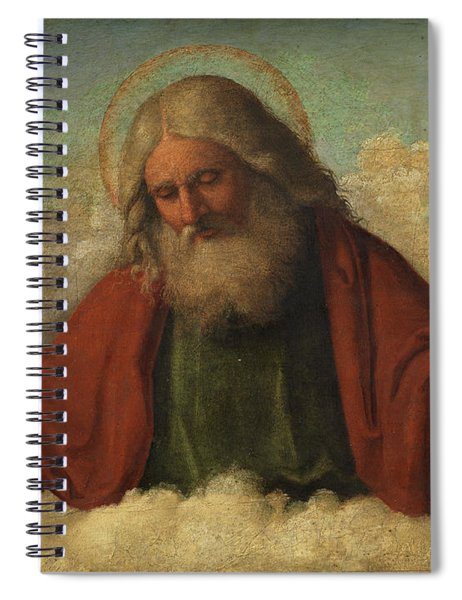 God The Father Spiral Notebook