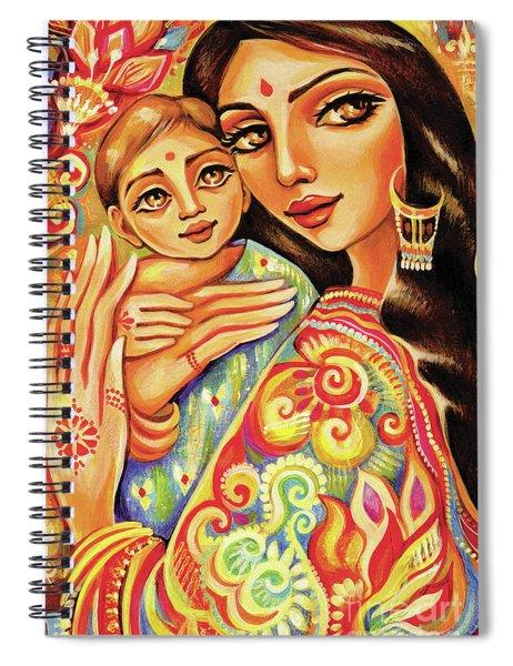 Goddess Blessing Spiral Notebook