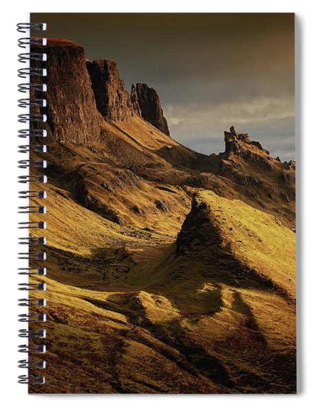 Gods Country Spiral Notebook