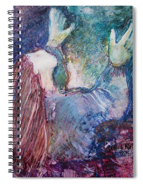 Going Deeper Spiral Notebook