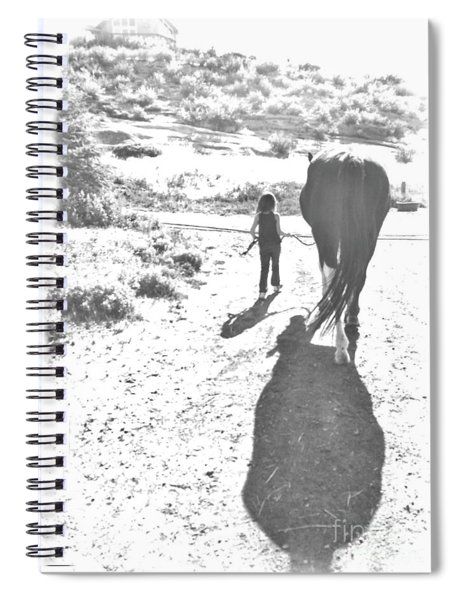 Going Home Spiral Notebook