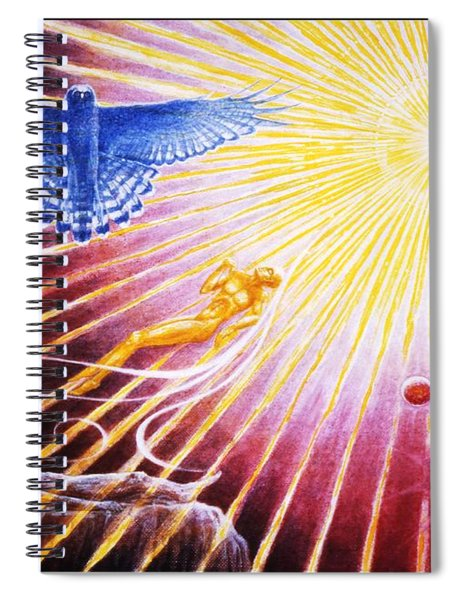 Going  Home  To . . .  Spiral Notebook