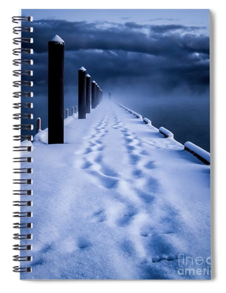 Going To The End Spiral Notebook