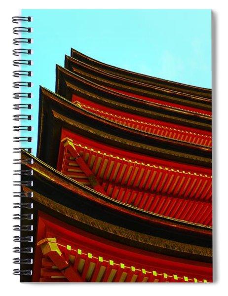 Gojunoto Spiral Notebook