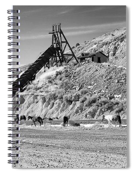 Gold Hill Spiral Notebook