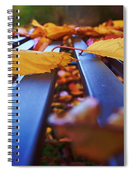Gold Topped Table Spiral Notebook