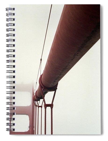 Golden Gate 3 Spiral Notebook