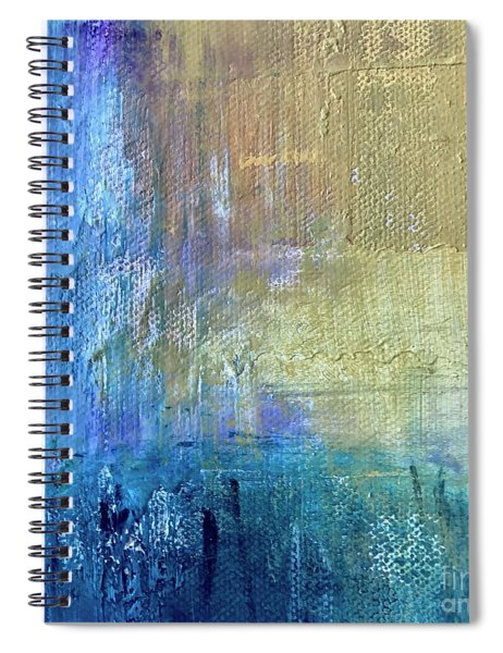 Golden Years Spiral Notebook