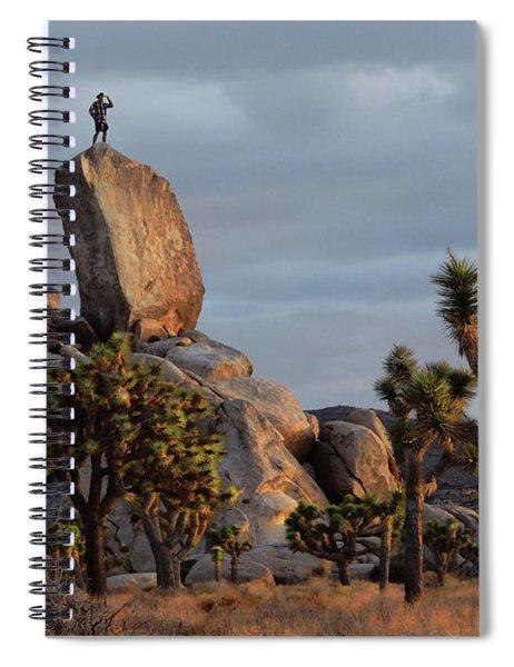 Goldie Dawn Spiral Notebook
