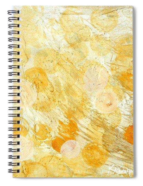 Goldie Spiral Notebook