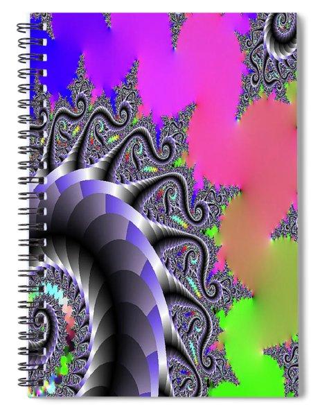Gone Spiral Notebook