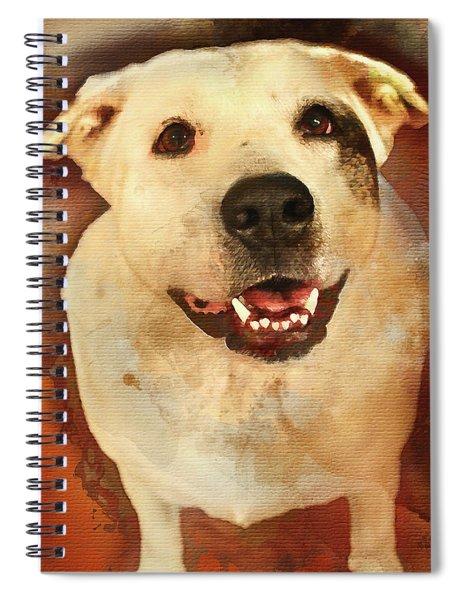 Good Dog Spiral Notebook