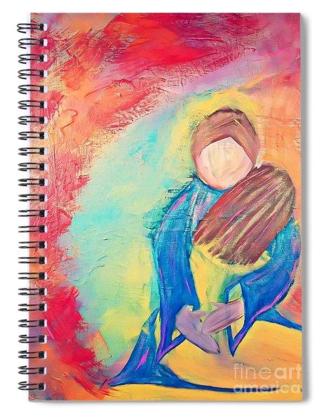 Loved Spiral Notebook