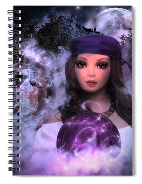 Good Fortune  Spiral Notebook