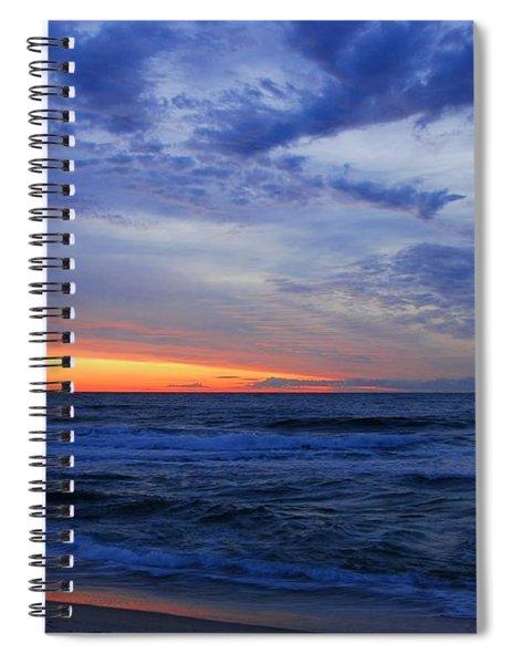 Good Morning - Jersey Shore Spiral Notebook
