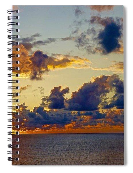 Good Morning Ac Spiral Notebook