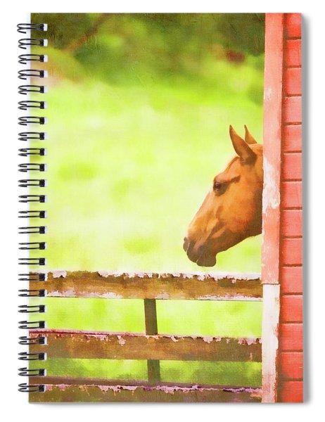 Good Morning Sunshine Spiral Notebook