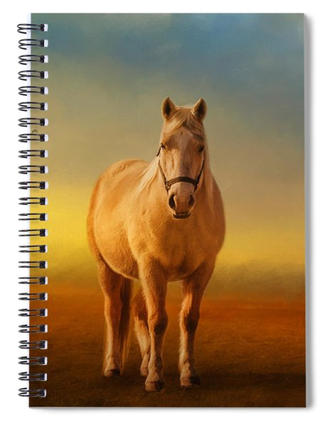 Good Morning Sweetheart Spiral Notebook