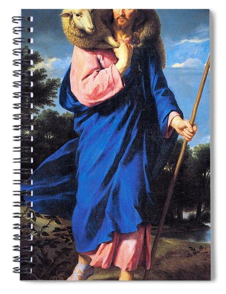 Good Shepherd Spiral Notebook