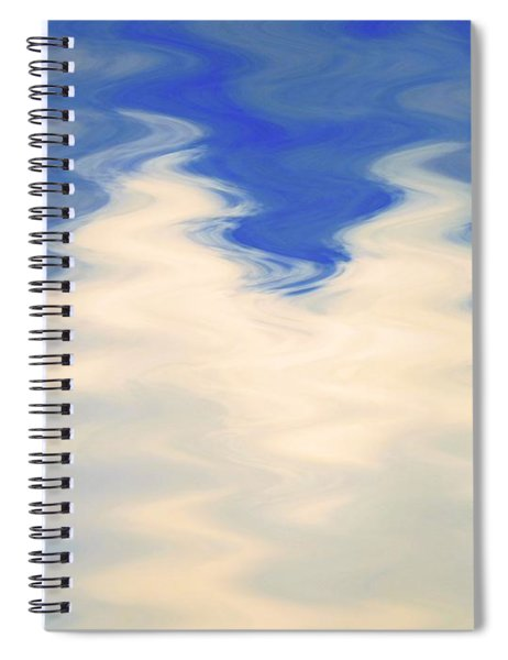 Good Vibrations Spiral Notebook