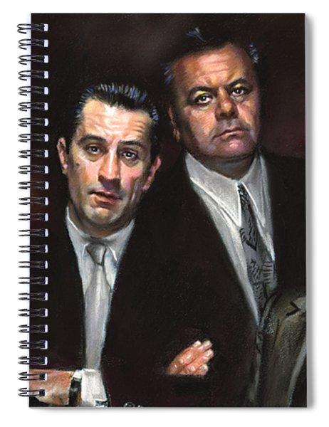 Goodfellas Spiral Notebook