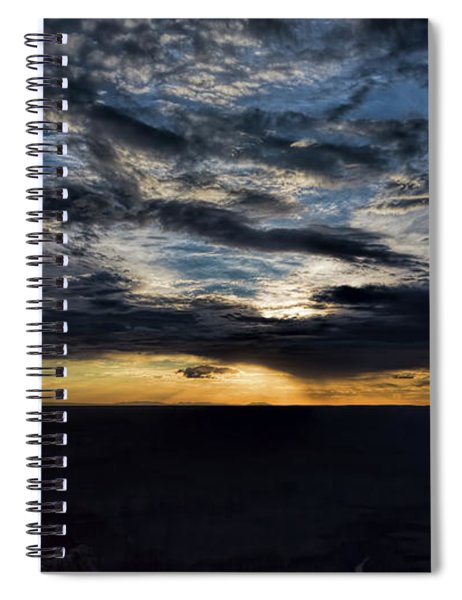 Goodnight Grand Canyon Spiral Notebook