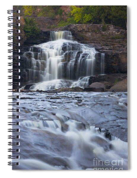 Gooseberry Falls North Shore Minnesota Spiral Notebook