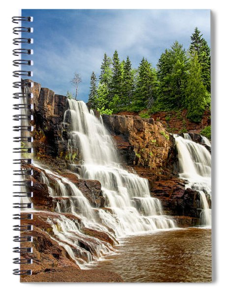 Gooseberry Falls Spiral Notebook