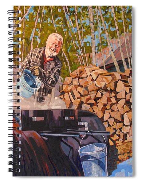 Gordon Spiral Notebook